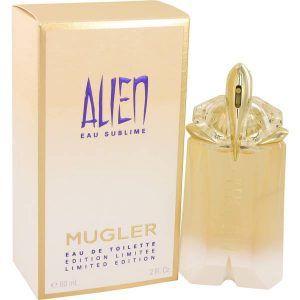 Alien Eau Sublime Perfume, de Thierry Mugler · Perfume de Mujer