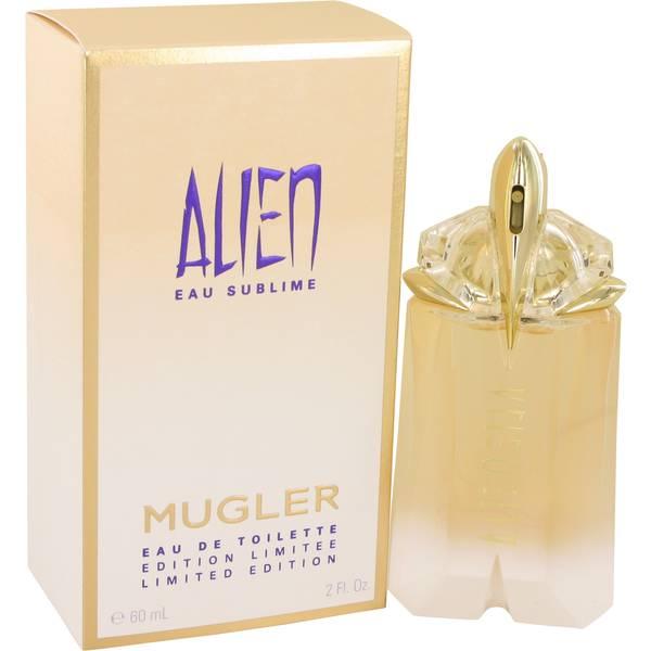 perfume Alien Eau Sublime Perfume