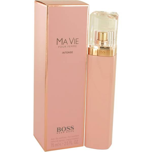 Boss Ma Vie Intense Perfume De Hugo Boss Perfume De Mujer