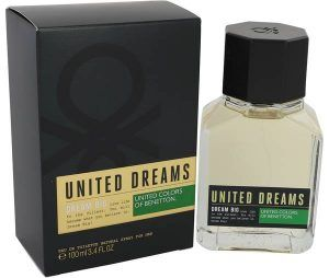 United Dreams Dream Big Cologne, de Benetton · Perfume de Hombre