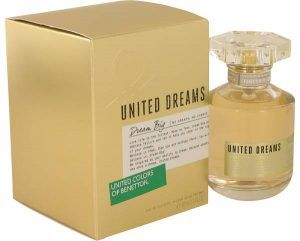 United Dreams Dream Big Perfume, de Benetton · Perfume de Mujer
