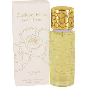 Quelques Fleurs Jardin Secret Perfume, de Houbigant · Perfume de Mujer