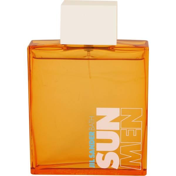 perfume Jil Sander Sun Bath Cologne