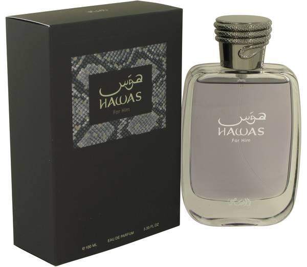 perfume Hawas Cologne