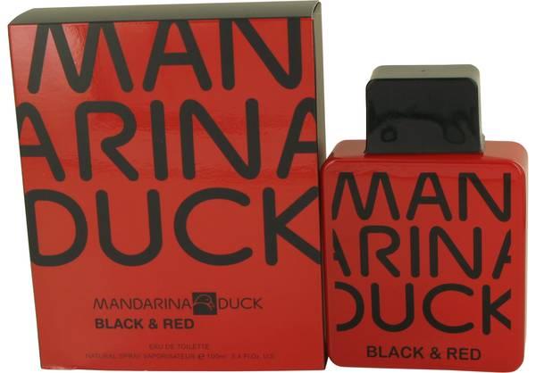 perfume Mandarina Duck Black & Red Cologne