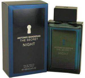 The Secret Night Cologne, de Antonio Banderas · Perfume de Hombre