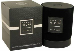 Armaf Niche Platinum Cologne, de Armaf · Perfume de Hombre