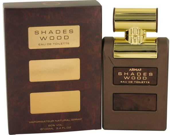 perfume Armaf Shades Wood Perfume