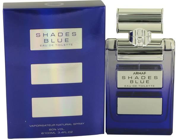 perfume Armaf Shades Blue Perfume
