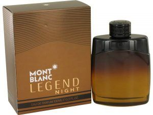 Montblanc Legend Night Cologne, de Mont Blanc · Perfume de Hombre