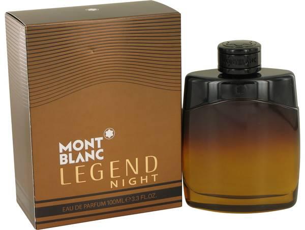 perfume Montblanc Legend Night Cologne