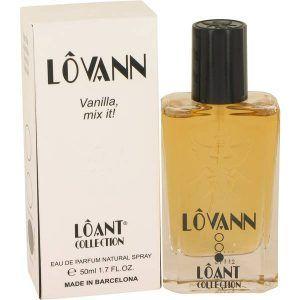 Loant Lovann Vanilla Perfume, de Santi Burgas · Perfume de Mujer