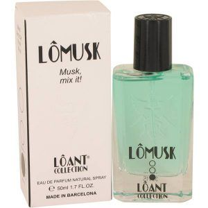 Loant Lomusk Musk Perfume, de Santi Burgas · Perfume de Mujer