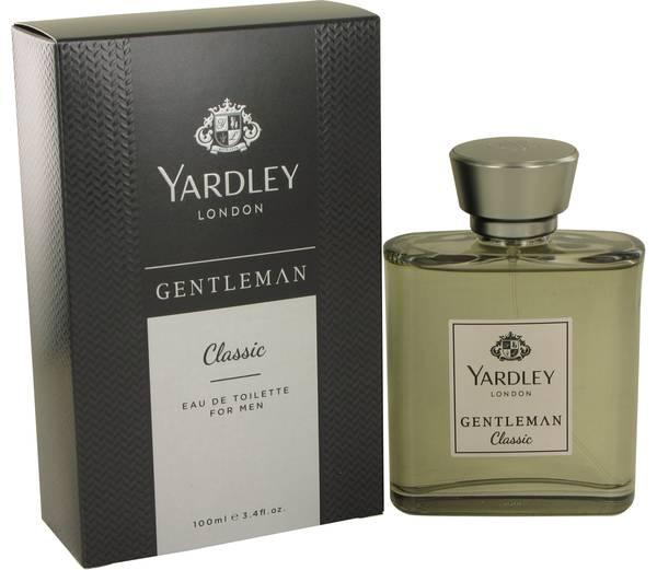 perfume Yardley Gentleman Classic Cologne