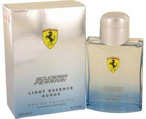Ferrari Scuderia Light Essence Acqua Cologne, de Ferrari · Perfume de Hombre