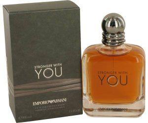 Stronger With You Cologne, de Emporio Armani · Perfume de Hombre