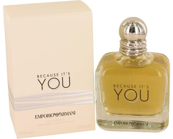 perfume Because It's You Perfume