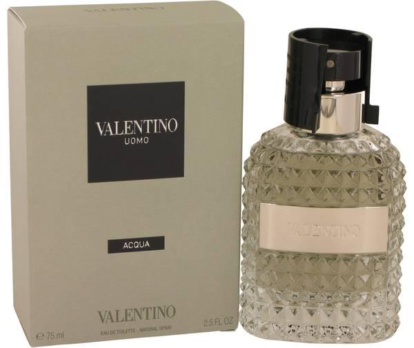 perfume Valentino Uomo Acqua Cologne
