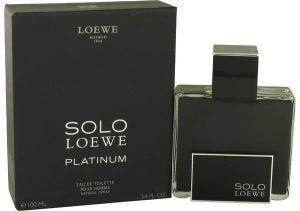 Solo Loewe Platinum Cologne, de Loewe · Perfume de Hombre