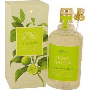 4711 Acqua Colonia Lime & Nutmeg Perfume, de Maurer & Wirtz · Perfume de Mujer