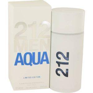 212 Aqua Cologne, de Carolina Herrera · Perfume de Hombre