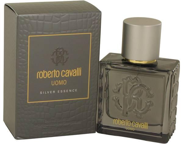 perfume Roberto Cavalli Uomo Silver Essence Cologne