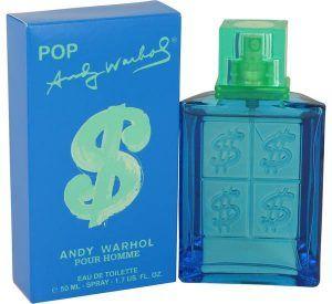 Andy Warhol Pop Cologne, de Andy Warhol · Perfume de Hombre