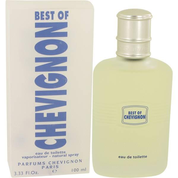 perfume Best Of Chevignon Cologne