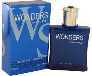 Wonders Blue Cologne, de Enzo Rossi · Perfume de Hombre