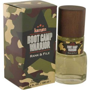 Kanon Boot Camp Warrior Rank & File Cologne, de Kanon · Perfume de Hombre