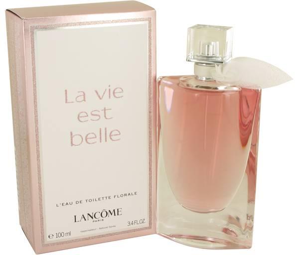perfume La Vie Est Belle Florale Perfume