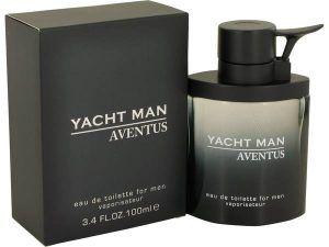 Yacht Man Aventus Cologne, de Myrurgia · Perfume de Hombre