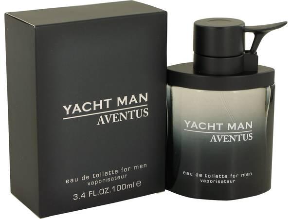 perfume Yacht Man Aventus Cologne
