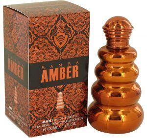 Samba Amber Cologne, de Perfumers Workshop · Perfume de Hombre