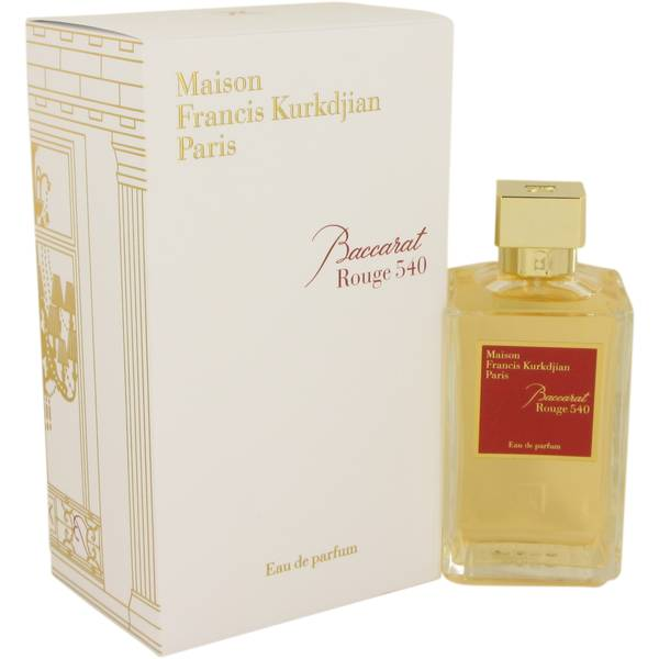 perfume Baccarat Rouge 540 Perfume