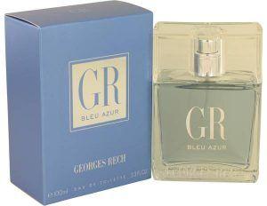 Blue Azur Cologne, de Georges Rech · Perfume de Hombre