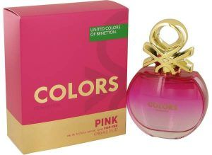 Colors Pink Perfume, de Benetton · Perfume de Mujer