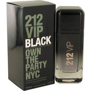 212 Vip Black Cologne, de Carolina Herrera · Perfume de Hombre