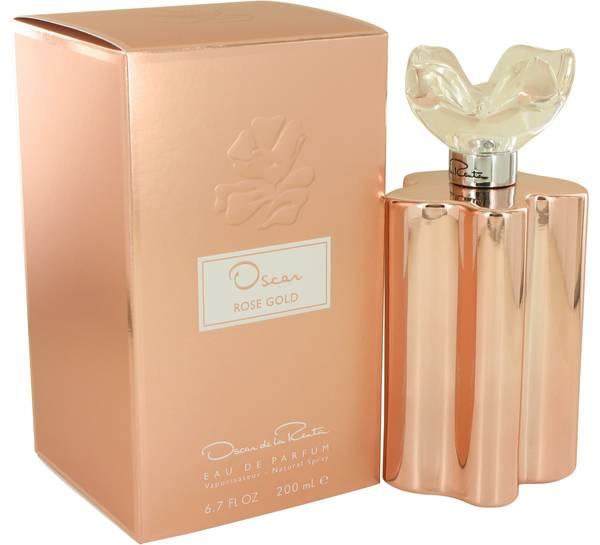 perfume Oscar Rose Gold Perfume