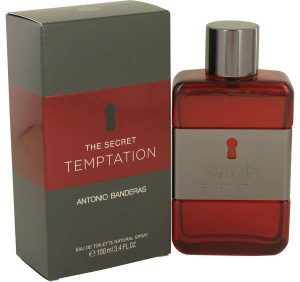 The Secret Temptation Cologne, de Antonio Banderas · Perfume de Hombre