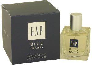 Gap Blue No. 655 Cologne, de Gap · Perfume de Hombre