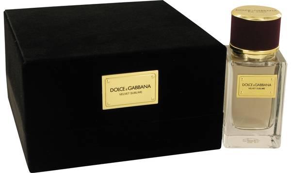 perfume Dolce & Gabbana Velvet Sublime Perfume