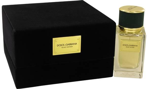 perfume Dolce & Gabbana Velvet Vetiver Perfume