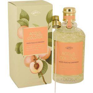4711 Acqua Colonia White Peach & Coriander Perfume, de Maurer & Wirtz · Perfume de Mujer