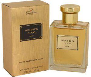 Business Code Paris Bleu Cologne, de Paris Bleu · Perfume de Hombre