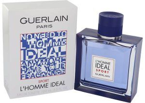 L'homme Ideal Sport Cologne, de Guerlain · Perfume de Hombre