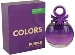 United Colors Of Benetton Purple Perfume, de Benetton · Perfume de Mujer