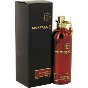 Montale Red Vetiver Cologne, de Montale · Perfume de Hombre