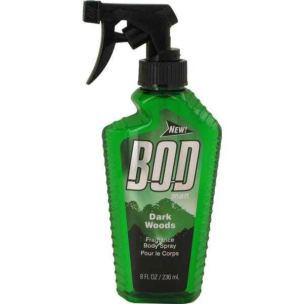 perfume Bod Man Dark Woods Cologne