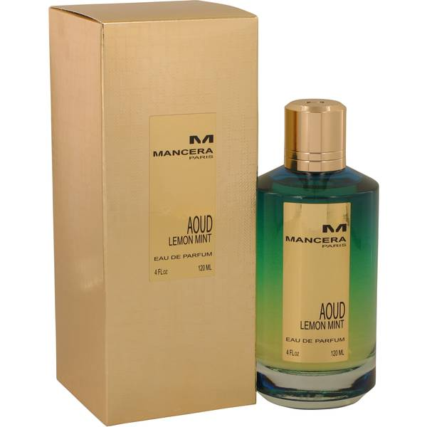 perfume Mancera Aoud Lemon Mint Perfume